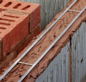 Brickforce Galvanised GBF45W100 2.7M (Pack of 25)